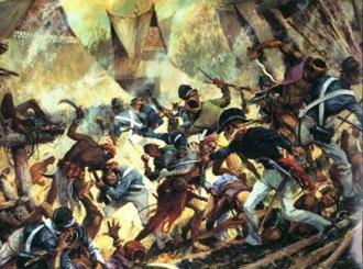 The US attack on Kuala Batu